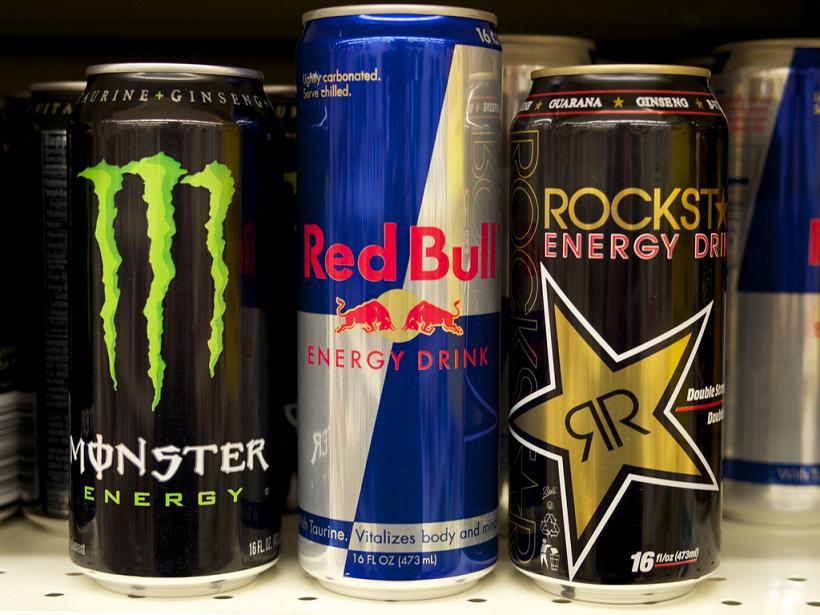 Riesgos de las bebidas energizantes